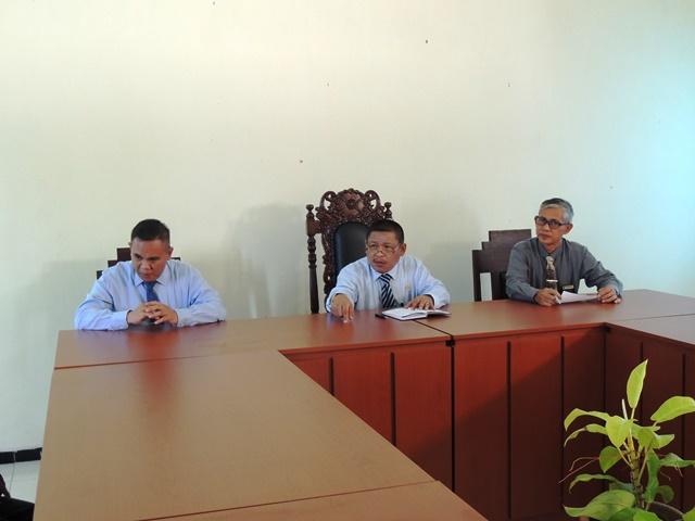 Pembekalan PTSP oleh KPN Lumajang